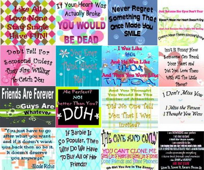 Quotes Myspace Comments