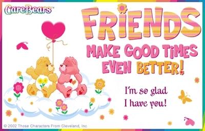 Friends Myspace Comments